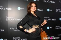 AT&T, Samsung Galaxy Note, and Rag & Bone Party #79