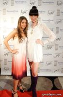 Publicist Athena Georgiadis and Stylist Lauren Rae Levy