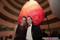 Guggenheim Works and Process Gala 2014 #10