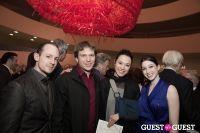 Guggenheim Works and Process Gala 2014 #11