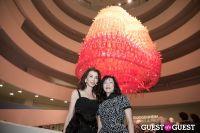 Guggenheim Works and Process Gala 2014 #14