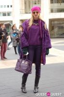 NYFW: Street Style from the Tents Day 5 #8