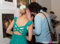 Cat Art Show Los Angeles Opening Night Party at 101/Exhibit #32