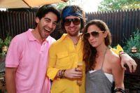 Ben Fink Shapiro, Eli Fife Cragin & Mikaela Bloomberg.