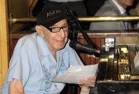 Bernard Bierman's 101st Birthday Party  #71