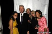 Bill Clinton, Eileen Guggenheim, and friends