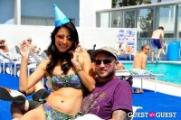 Pool Party at The Standard, Hollywood - The Social Strip's 1st Birthday at The Standard Hollywood #13