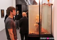 Kim Keever opening at Charles Bank Gallery #164
