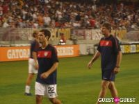 Carlos Bocanegra and Teammates