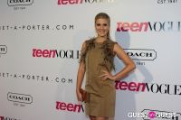 9th Annual Teen Vogue 'Young Hollywood' Party Sponsored by Coach (At Paramount Studios New York City Street Back Lot) #61