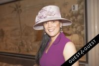Socialite Michelle-Marie Heinemann hosts 6th annual Bellini and Bloody Mary Hat Party sponsored by Old Fashioned Mom Magazine #59