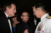 2010 Atlantic Council Awards Dinner with Bono & Bill Clinton #5