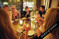 COINTREAU & GUEST OF A GUEST HOST AN END OF SUMMER SOIRÉE AT GEMMA  #15
