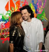 FLATT Magazine Closing Party for Ryan McGinness at Charles Bank Gallery #140