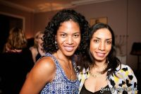 Christina Lewis and Dawne Marie Grannum at the Norwood Club for Poonehs Jogo Beach Launch Party on Friday, May 1, 2009.