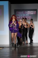 Fame Rocks Fashion Week 2012 Part 11 #351