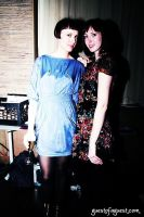 DJ Mandy B. and Laura Brown