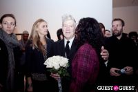 David Lynch 'Naming' Opening Reception #25