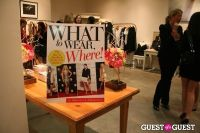 Who What Wear Book Signing Party #122