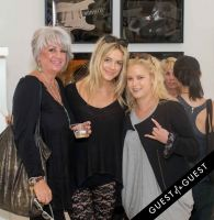 Lisa S. Johnson 108 Rock Star Guitars Artist Reception & Book Signing #32