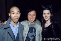 Derrick Leung, friend and Dossier co-founder Skye Parrott