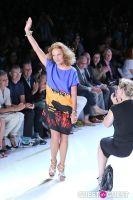Diane Von Furstenberg Runway Show #1