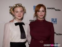 FIJI and The Peggy Siegal Company Presents Ginger & Rosa Screening  #18
