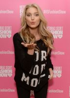 Victoria's Secret PINK model Elsa Hosk hosts live 2013 Victoria's Secret Fashion Show Viewing Party in Chicago #5