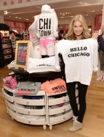 Victoria's Secret PINK model Elsa Hosk hosts live 2013 Victoria's Secret Fashion Show Viewing Party in Chicago #10