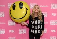 Victoria's Secret PINK model Elsa Hosk hosts live 2013 Victoria's Secret Fashion Show Viewing Party in Chicago #13