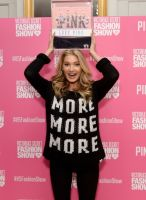 Victoria's Secret PINK model Elsa Hosk hosts live 2013 Victoria's Secret Fashion Show Viewing Party in Chicago #15