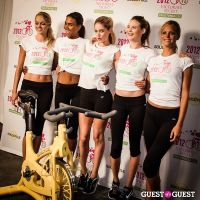 Victoria's Secret Supermodel Cycle Ride #23