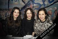 Fausto Puglisi celebrates his Emanuel Ungaro FW15 Collection with an intimate dinner at Wallse #17