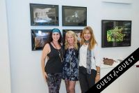 Lisa S. Johnson 108 Rock Star Guitars Artist Reception & Book Signing #90