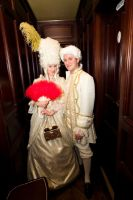 The Supper Club NY's Marie Antoinette Boudoir #17