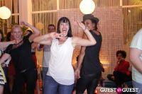Suzy Buckley Woodward & John Lin Karaoke Night at the Standard Spa #5
