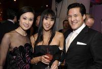 Ida Liu, Winnie Chang, Stephen Chang