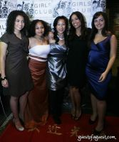 from left to right: Isabel Herrera, Endrina Gonzales, Tina Huang, Rosario Dawson, Besa Balidemaj