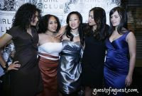 from left to right: Isabel Herrera, Endrina, Tina Huang, Rosario Dawson, Besa Balidemaj