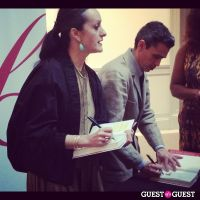 Isabel Toledo Book Signing at the Corcoran #11