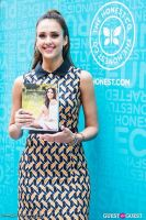 Jessica Alba - The Honest Life Book Signing #1