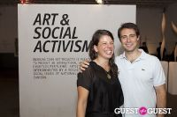 Art and Social Activism Exhibition Opening #2