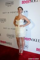 9th Annual Teen Vogue 'Young Hollywood' Party Sponsored by Coach (At Paramount Studios New York City Street Back Lot) #250