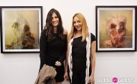 Kim Keever opening at Charles Bank Gallery #69