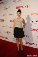 9th Annual Teen Vogue 'Young Hollywood' Party Sponsored by Coach (At Paramount Studios New York City Street Back Lot) #177