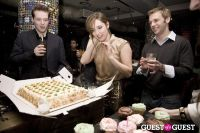 Bloomberg Anchor Margaret Brennan's Birthday Party at The Collective #2