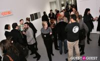Retrospect exhibition opening at Charles Bank Gallery #7