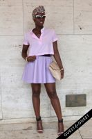 NYFW Style From the Tents: Street Style Day 3 #30