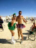 Julia Allison Does Burning Man #15