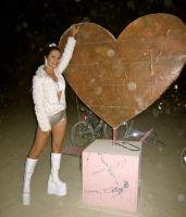Julia Allison Does Burning Man #18